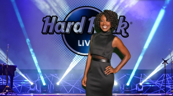Promotional Event at Hard Rock Live Orlando