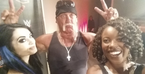 """Bunny Ears"" with Hulk Hogan and Diva Paige"