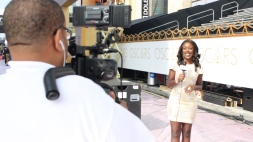 Covering Oscars Week in Los Angeles