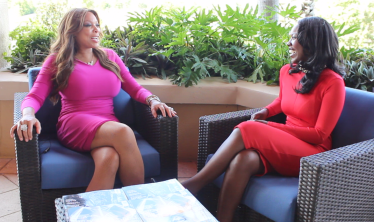 Style-TV interview with Wendy Williams